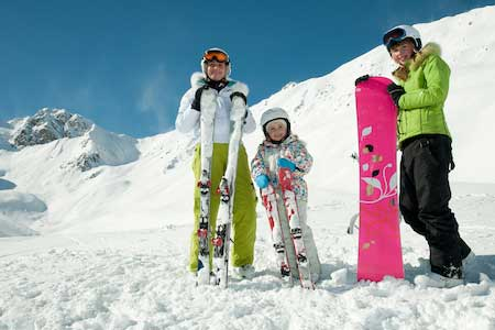 Best Ski Resorts in the Lakes Region