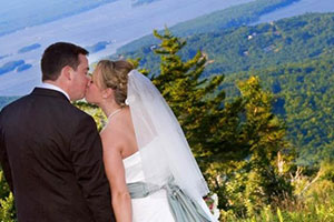 New Hampshire Couple Wedding