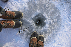 Ice Fishing NH