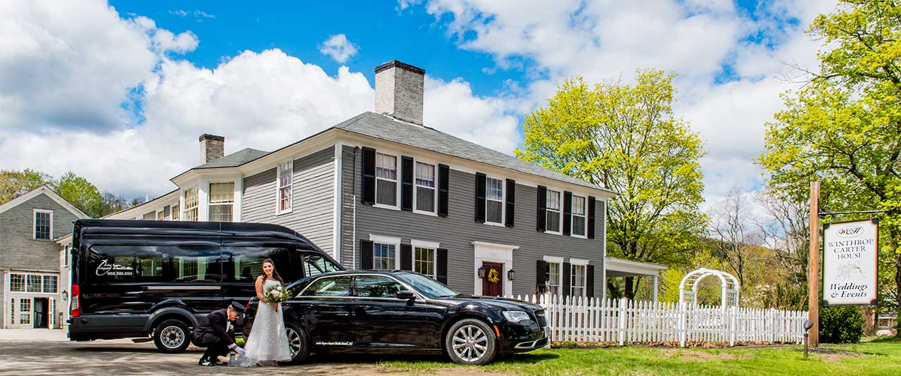 Lakes Region Wedding Transportation NH