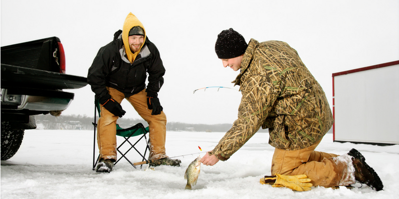 Great Rotary Ice Fishing Derby